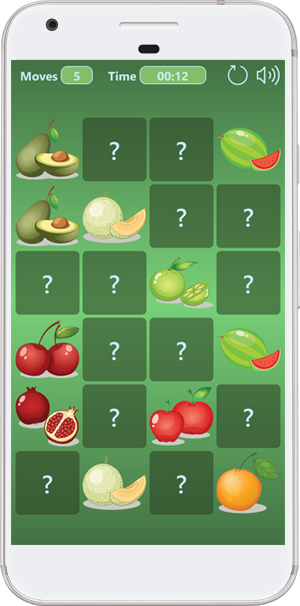 Fruit and Match Mobile Screenshot