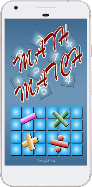Math & Match Mobile Screenshot