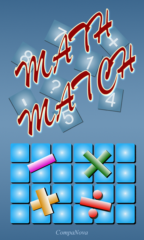 Math & Match - CompaNova LLC