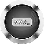 #1 Password Manager Logo